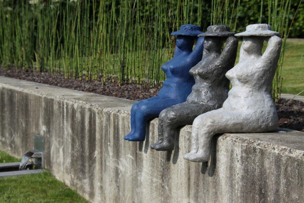 Dikke Madammen kunst outdoor
