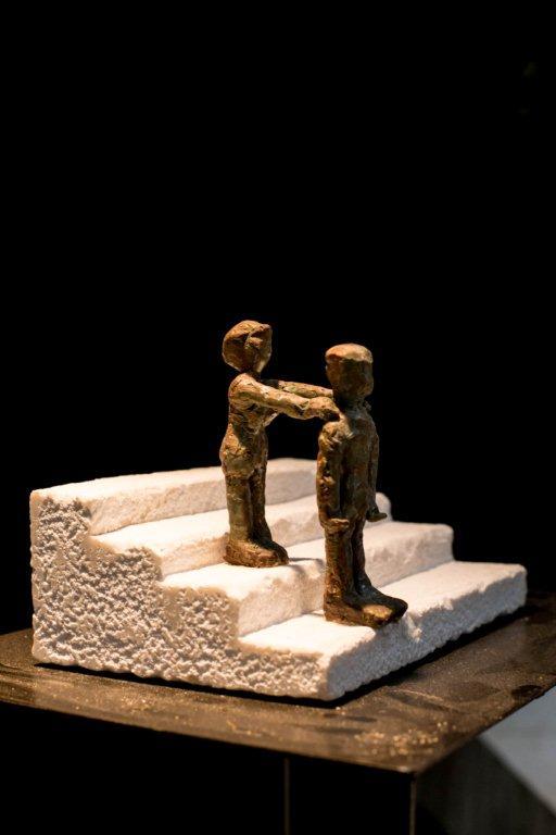 Kunstwerken in steen