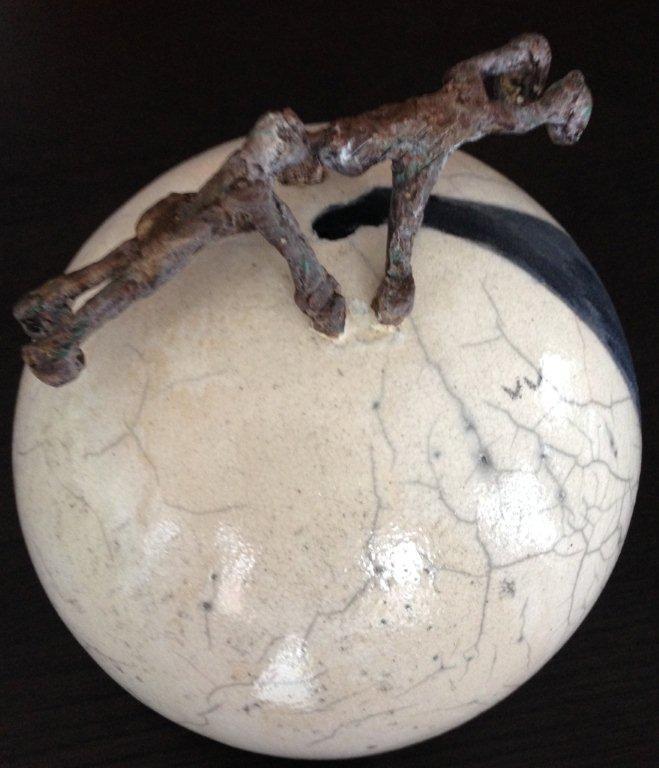 Creatieve Kunst met een wereldbol